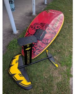 (USED) NAISH Hover Surf Foil + X32 with Foilmount